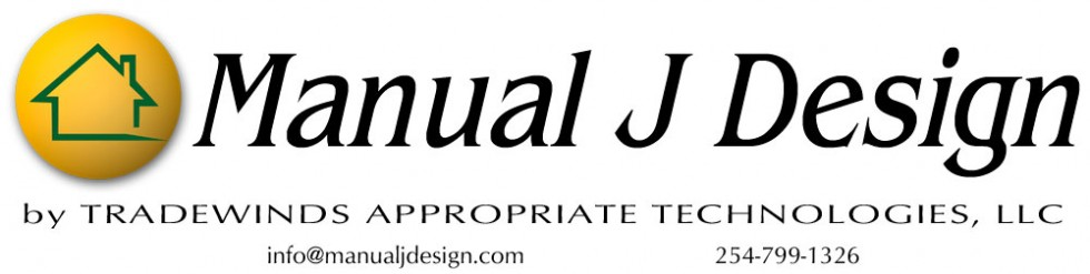 Manual J Design Studio
